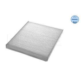 Filtro, aire habitáculo Long.: 230mm, Ancho: 200mm, Altura: 20mm con OEM número EC965-39649