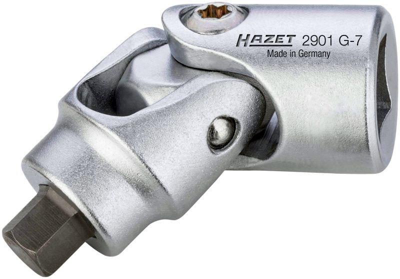 HAZET  2901G-7 Zestaw kluczy nasadowych
