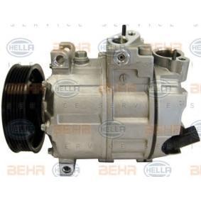 Klimakompressor Riemenscheiben-Ø: 110mm mit OEM-Nummer 1K0820859