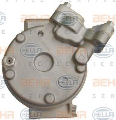 Klimaanlage Kompressor HELLA 8FK 351 322-431 Bewertung