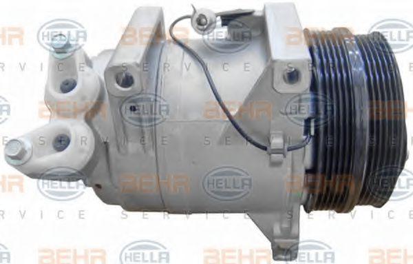 Kältemittelkompressor HELLA 8FK351322-431 Erfahrung