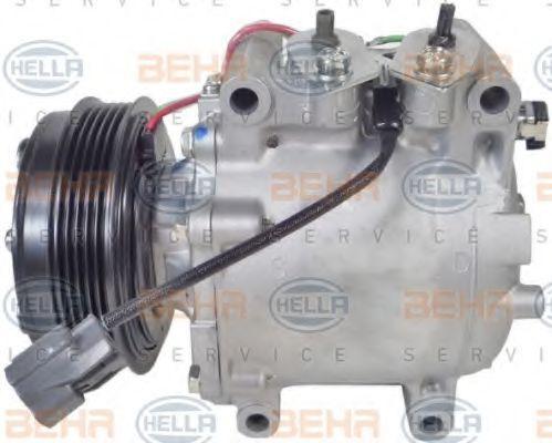 Compresor de Aire Acondicionado 8FK 351 322-441 HELLA 8FK 351 322-441 en calidad original