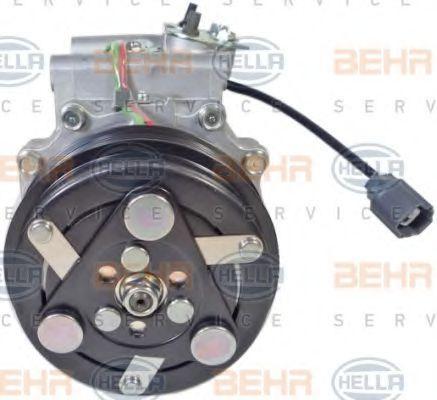 Compresor, aire acondicionado HELLA 8FK 351 322-441 evaluación