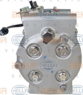 Compresor de Aire Acondicionado HELLA 8FK351322-441 conocimiento experto