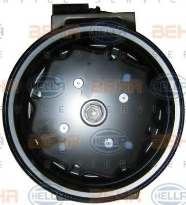 Compresor en aire acondicionado HELLA 8FK 351 322-781 evaluación