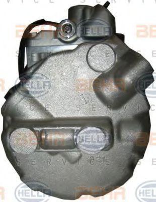 Compresor, aire acondicionado HELLA 8FK351322-781 conocimiento experto