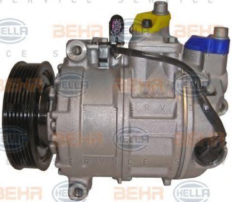Kompressor, Klimaanlage 8FK 351 322-811 HELLA 8FK 351 322-811 in Original Qualität
