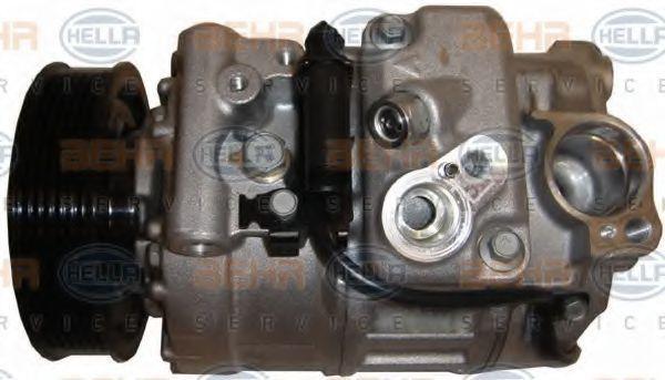 Kältemittelkompressor HELLA 8FK 351 322-811 4045621400712
