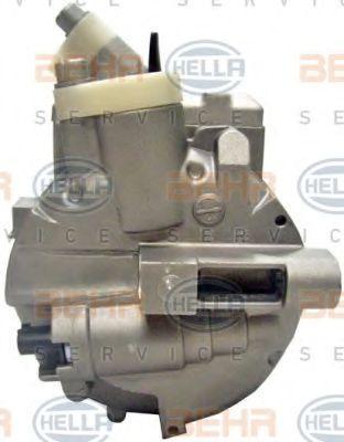 Kältemittelkompressor HELLA 8FK351322-921 Erfahrung