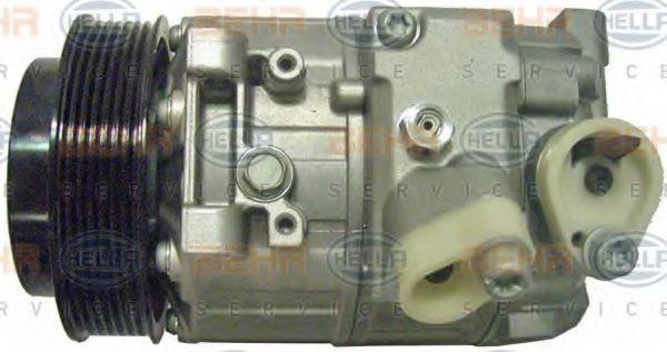 Kältemittelkompressor HELLA 8FK 351 322-921 4009026970898