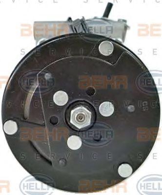 Compresor, aire acondicionado HELLA 8FK 351 322-941 evaluación