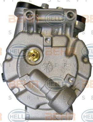 Compresor de Aire Acondicionado HELLA 8FK351334-031 conocimiento experto