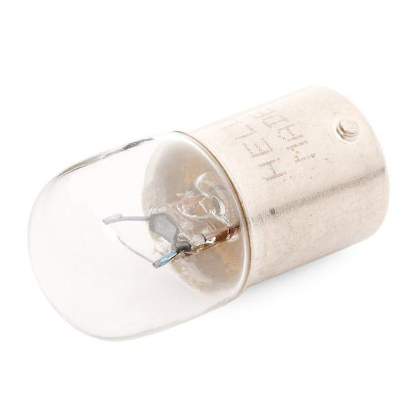 Bulb, licence plate light HELLA 813012 4082300191387