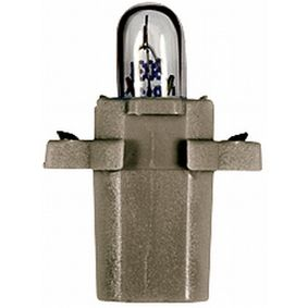 Glühlampe, Instrumentenbeleuchtung 8GA 007 997-061 CLIO 2 (BB0/1/2, CB0/1/2) 1.5 dCi Bj 2002