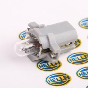 Lámpara incandescente, panel de instrumentos 8GA 007 997-061 SPARK (M300) 1.2 ac 2017