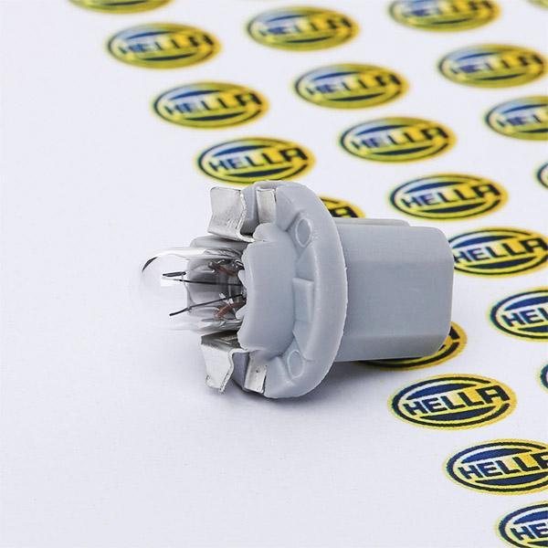 Bulb, interior light HELLA 082422 expert knowledge