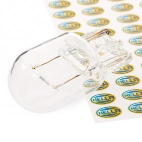 Bulb, indicator W21W, W3x16d, 12V, 21W 8GA 008 892-002