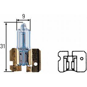 Крушка с нагреваема жичка, фар за дълги светлини H2, 70ват, 24волт, халогенен 8GH 002 857-241