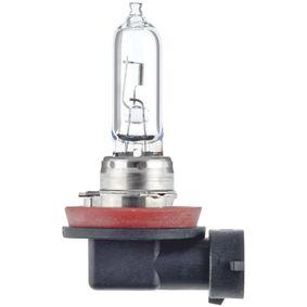 Крушка с нагреваема жичка, фар за дълги светлини H9, 65ват, 12волт 8GH 008 357-181