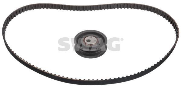 SWAG  30 02 0040 Zahnriemensatz Breite: 18,0mm
