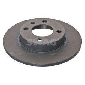 Bremsscheibe Bremsscheibendicke: 10mm, Ø: 239,0mm mit OEM-Nummer 811615301