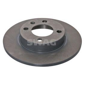 Bremsscheibe Bremsscheibendicke: 10mm, Ø: 239,0mm mit OEM-Nummer 811 615 301