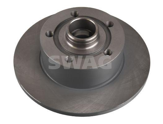 SWAG  30 90 9079 Bremsscheibe Bremsscheibendicke: 10mm, Ø: 245,0mm
