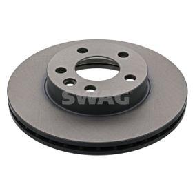 Bremsscheibe Bremsscheibendicke: 24mm, Ø: 280,0mm mit OEM-Nummer 7D0 615 301 A