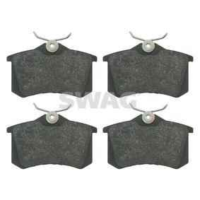 Bremsbelagsatz, Scheibenbremse Breite: 52,9mm, Dicke/Stärke 1: 15mm mit OEM-Nummer JZW 698 451B