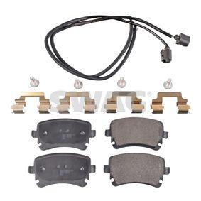 Bremsbelagsatz, Scheibenbremse Breite: 58,7mm, Dicke/Stärke 1: 16,6mm mit OEM-Nummer 3D0.698.451