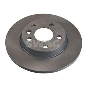 Bremsscheibe Bremsscheibendicke: 12mm, Ø: 280,0mm mit OEM-Nummer 701615601/A