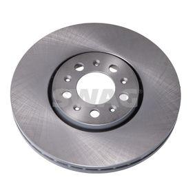 Bremsscheibe Bremsscheibendicke: 25mm, Ø: 288,0mm mit OEM-Nummer 6R0615301D