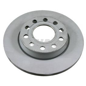 Bremsscheibe Bremsscheibendicke: 12mm, Ø: 255,0mm mit OEM-Nummer 8E0615601D