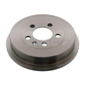 Bremstrommel mit OEM-Nummer 6QE609617