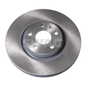 Bremsscheibe Bremsscheibendicke: 25mm, Ø: 312,0mm mit OEM-Nummer 5Q0 615 301 F
