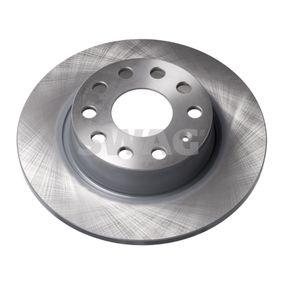 Bremsscheibe Bremsscheibendicke: 10mm, Ø: 272,0mm mit OEM-Nummer 6R0 615 601B