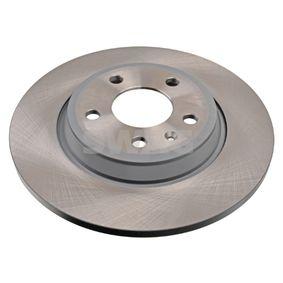Bremsscheibe Bremsscheibendicke: 12mm, Ø: 300,0mm mit OEM-Nummer 8K0615601M