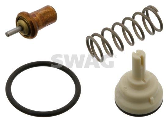 SWAG  30 93 8249 Keilrippenriemen Länge: 737mm, Rippenanzahl: 6