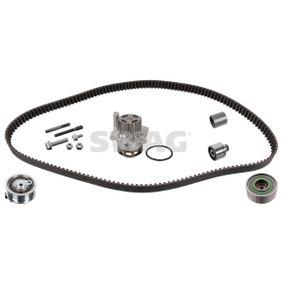 2011 Scirocco Mk3 2.0 TDI Water pump and timing belt kit 30 94 5116