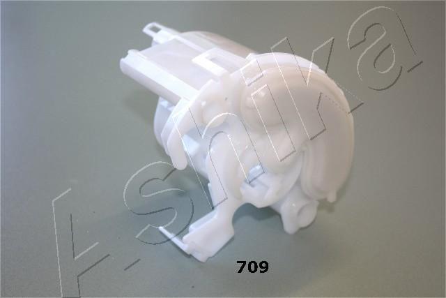 Inline fuel filter 30-07-709 ASHIKA 30-07-709 original quality