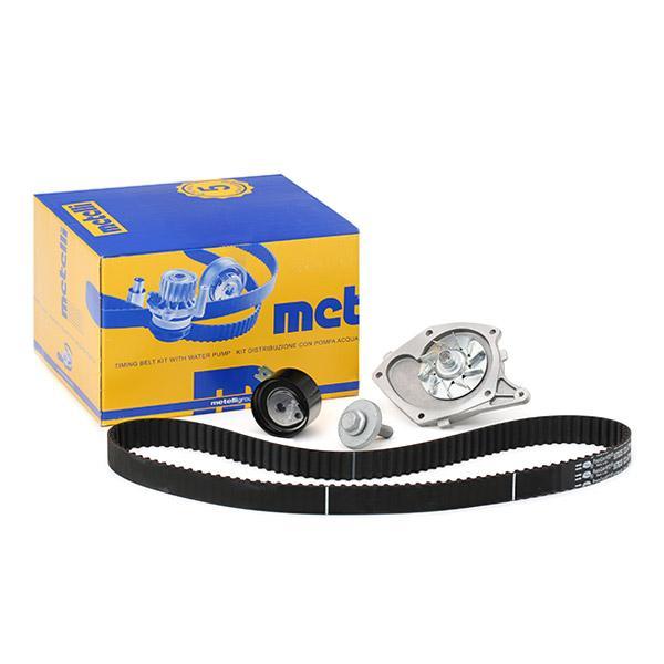 Timing belt and water pump kit METELLI 30-0821-1 expert knowledge