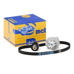 Pompa acqua + Kit cinghie dentate 30-0866-2 MUSA (350) 1.4 ac 2004