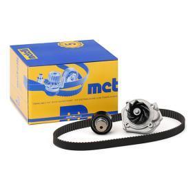 Pompa acqua + Kit cinghie dentate 30-1030-1 MUSA (350) 1.4 ac 2008
