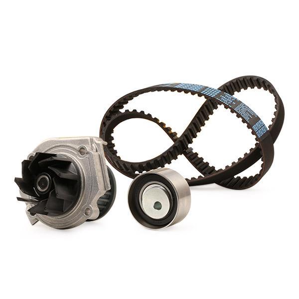 Timing belt and water pump kit METELLI 241030 2212194708770