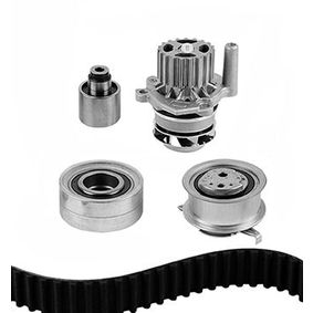 Tiguan 5n 2.0TDI Wasserpumpe + Zahnriemensatz METELLI 30-1089-1 (2.0 TDI Diesel 2011 CUVE)