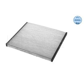 Filter, interior air 30-12 319 0001 RAV 4 II (CLA2_, XA2_, ZCA2_, ACA2_) 2.4 4WD MY 2004
