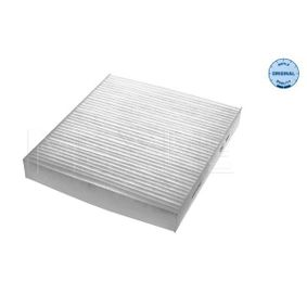 Filter, Innenraumluft Länge: 200mm, Breite: 219,5mm, Höhe: 20mm mit OEM-Nummer 8856802030