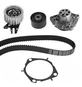 Timing belt and water pump kit METELLI 30-1352-1 expert knowledge