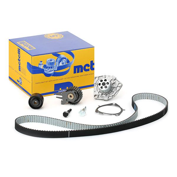 Timing belt and water pump kit METELLI 30-1352-5 expert knowledge