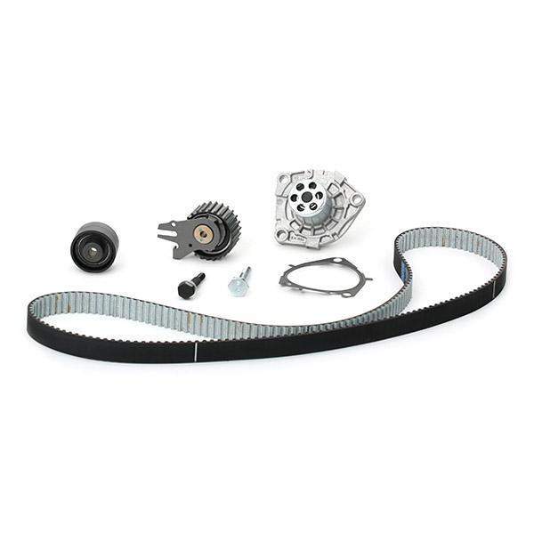 Timing belt and water pump kit METELLI 241352 2212194713130